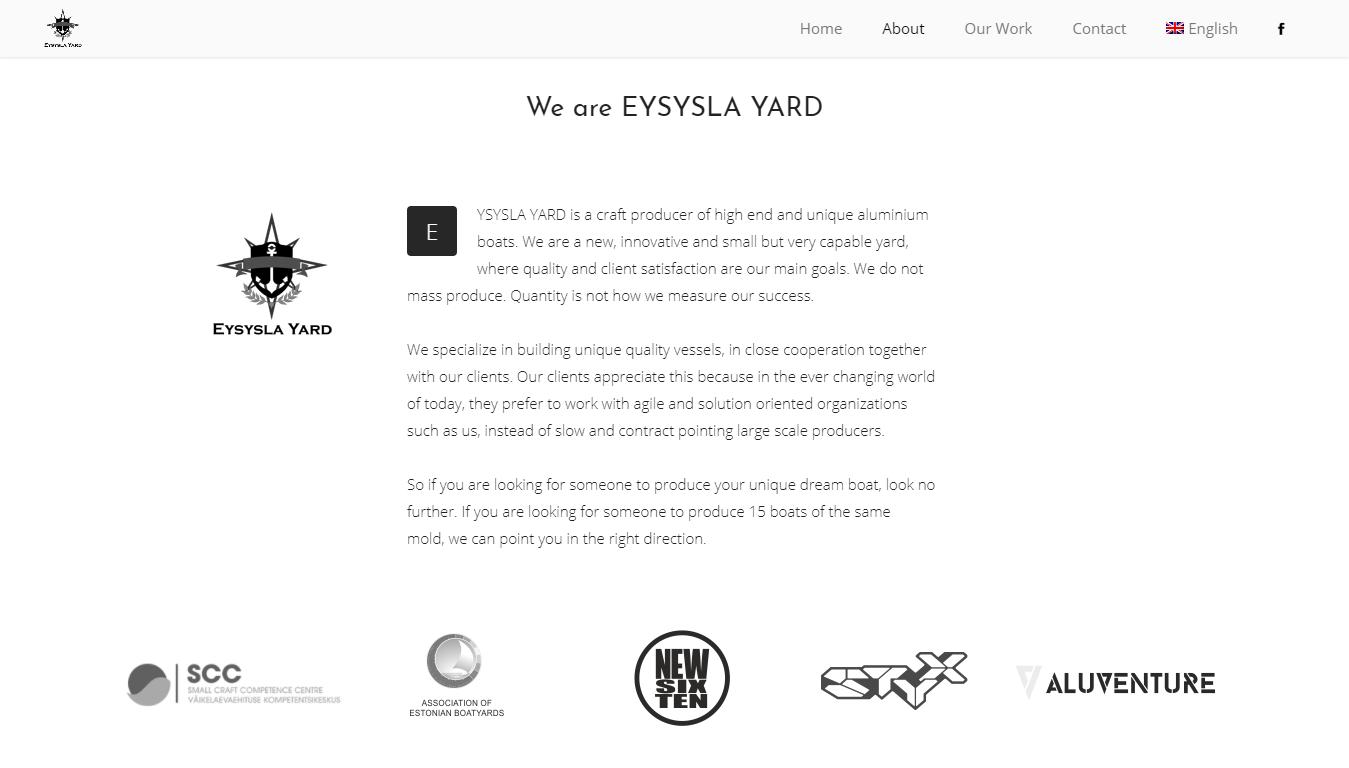Eysysla Yard